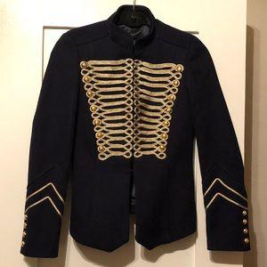 Zara band jacket NWT Size Small